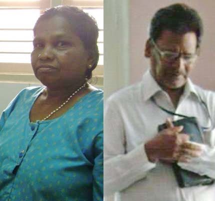 Subba Rayadu & Kamala