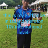 Congratulations to Sunitha for representing India in Thailand Marathon