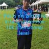 Congratulations to Sunitha for representing India in Thailand Marathon